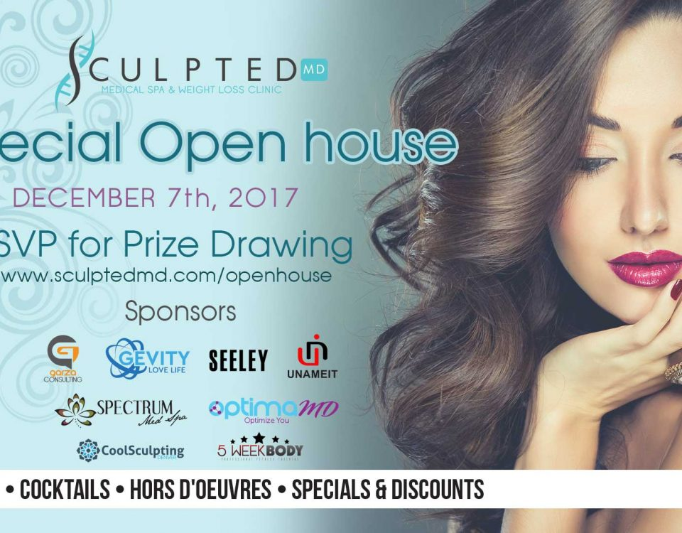 denver spa open house