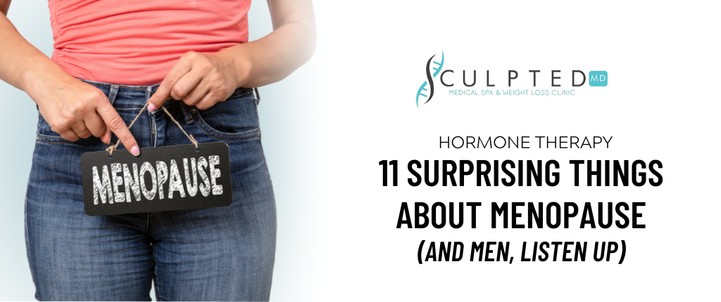 11 Things To Know About Menopause