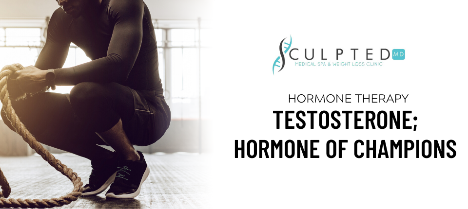 testosterone and athletes
